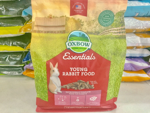 Cỏ Nén OXBOW Young 2Kg3